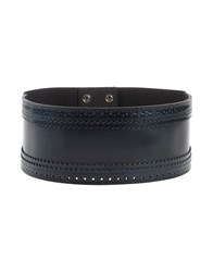 Max And Co. Belts Dark Blue