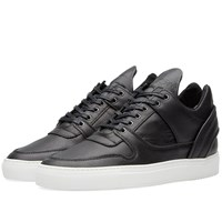 Filling Pieces Low Top Transformed Sneaker Black