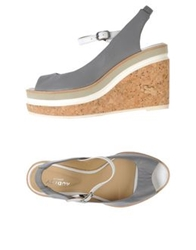 Audley Sandals Grey