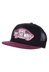 Vans Beach Girl Cap Port Royale Dark Red