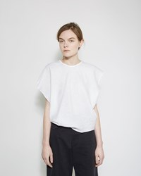 Rachel Comey Mora Top White