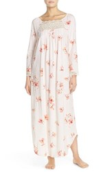 Carole Hochman Women's Floral Cotton Nightgown