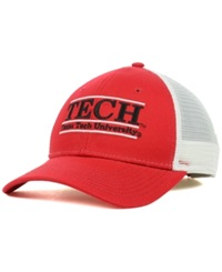 Game Texas Tech Red Raiders Mesh Bar Cap