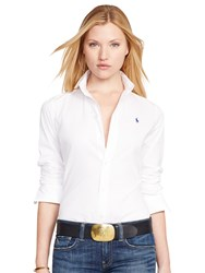 Polo Ralph Lauren Kendall Fitted Shirt White
