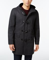Inc International Concepts Hooded Toggle Coat Only At Macy's