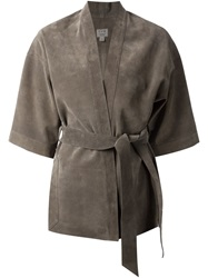 Citizens Of Humanity Kimono Jacket Grey