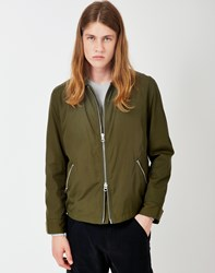 Gant Rugger Double Flyer Jacket Khaki Green
