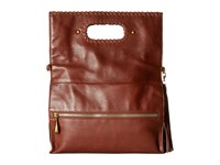 Hobo Albany Brandy Cross Body Handbags Brown