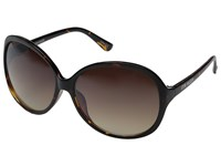 Steve Madden Candee Tortoise Fashion Sunglasses Brown