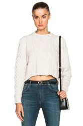 Inhabit Cashmere Carlie Sweater In Gray