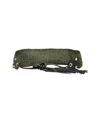 Elisabetta Franchi Belts Military Green