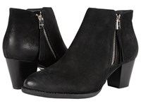 Vionic Upright Sterling Ankle Boot Black Women's Zip Boots