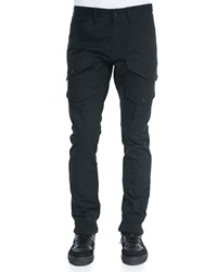 Prps Residents Cargo Jogging Pants Black