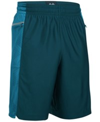 Under Armour Men's Select Pocket Pass Shorts Nova Teal