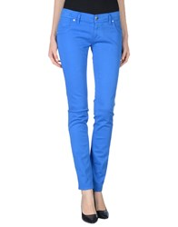 Freesoul Trousers Casual Trousers Women Bright Blue
