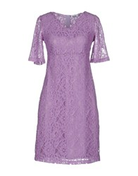 Kate Dresses Short Dresses Women Lilac