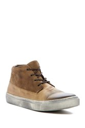 Rogue Beat Lace Up Sneaker Brown