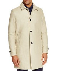 Hardy Amies Mac Basic Overcoat Beige