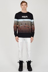 Hood By Air Side Zipped Pants White