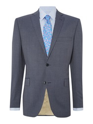 Corsivo Acario Melange Sb2 Suit Jacket Light Blue