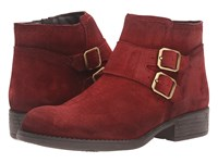 Eric Michael Revi Red Women's Shoes
