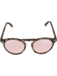 Spektre 'Cavour' Sunglasses Brown