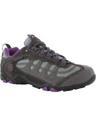 Hi Tec Penrith Waterproof Walking Shoes Charcoal
