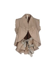 Coast Weber And Ahaus Suits And Jackets Blazers Women Beige