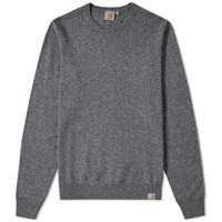 Carhartt Playoff Crew Knit Grey