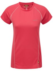 Craghoppers Vitalise Base T Shirt Hot Pink