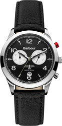 Barbour Bb017slbk Mens Strap Watch