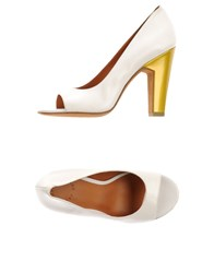 Marc By Marc Jacobs Footwear Courts Women White
