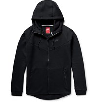 Nike Windrunner Tech Fleece Hoodie Black