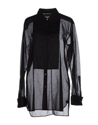Dries Van Noten Shirts Shirts Women Black