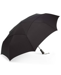 Shedrain Windpro Auto Open Jumbo Folding Umbrella Black
