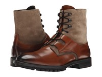 To Boot Blake Cognac Men's Lace Up Boots Tan