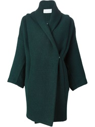 Reality Studio 'Xiong' Coat Green