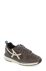 Allrounder By Mephisto Women's 'Kalibra' Sneaker Graphite Nubuck Leather