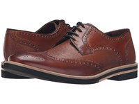 Ted Baker Archerr 2 Tan Leather Men's Lace Up Wing Tip Shoes