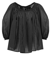 Plein Sud Jeanius Blouse Black