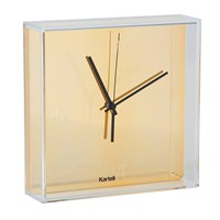 Kartell Tic And Tac Wall Clock Gold
