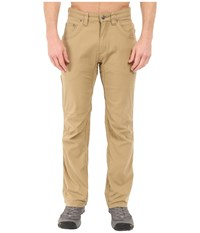 Mountain Khakis Camber 104 Hybrid Pants Desert Khaki Men's Casual Pants