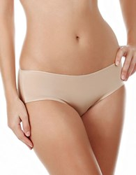 Felina Body Luxe Hipster Panty Warm Nude