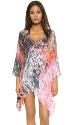 Lotta Stensson Hot Lava Petite Reversible Tunic