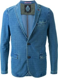 Guild Prime Denim Blazer Blue