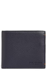 Ted Baker Men's London Dave Leather Bifold Wallet
