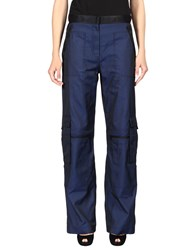 Alexander Wang Trousers Casual Trousers Women Blue