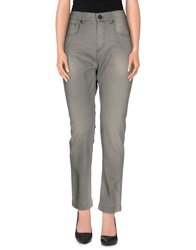 Twin Set Simona Barbieri Jeans Grey