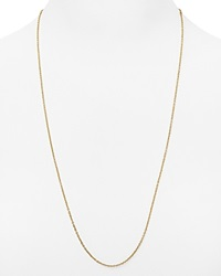 Baublebar Braided Chain Necklace 27 Gold