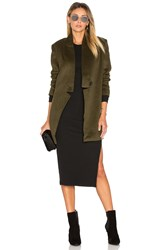 Elliatt Sink Coat Olive